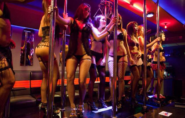 Best Pattaya Bar Girls